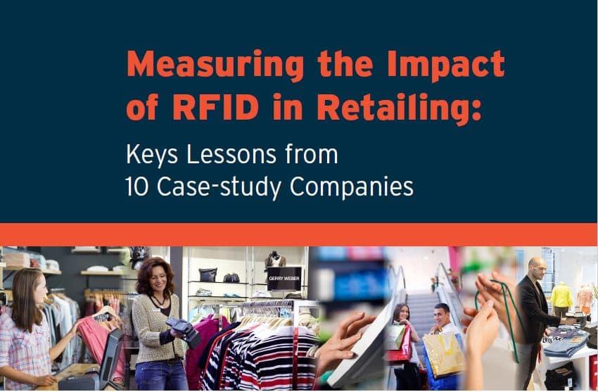 Einfluss von RFID im Handel