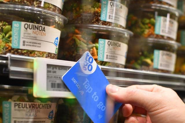 Albert Heijn: Highspeed-Einkaufen mit Tap-to-go