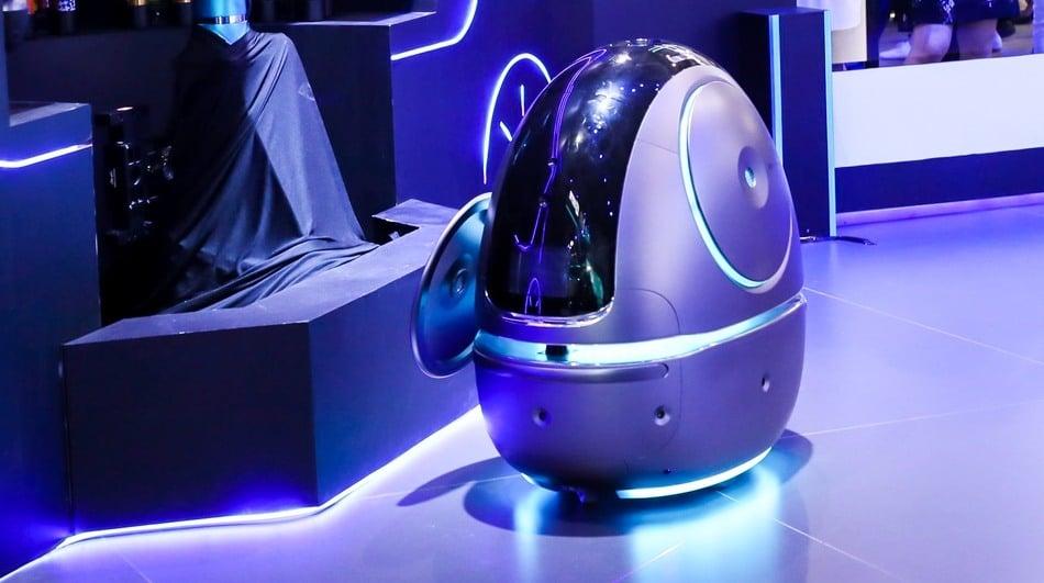 Alibaba setzt jetzt auch Roboter ein