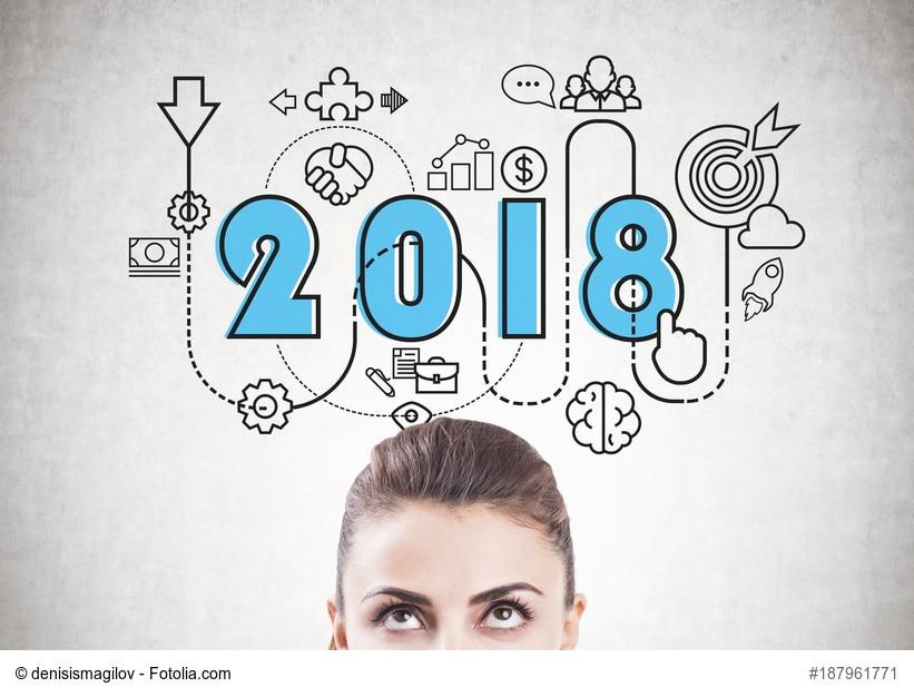 Gartner's Top strategische Technologietrends für 2018