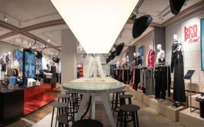 Fashion Connect – die neue Art des stationären Einkaufens
