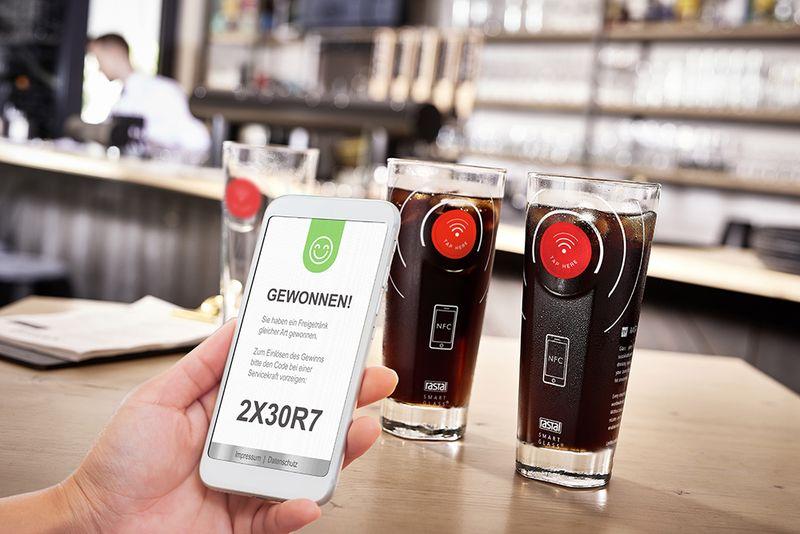 Smartglas von RASTAL