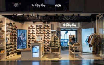«The Fitting Room» – Weg in den zukünftigen Einzelhandel
