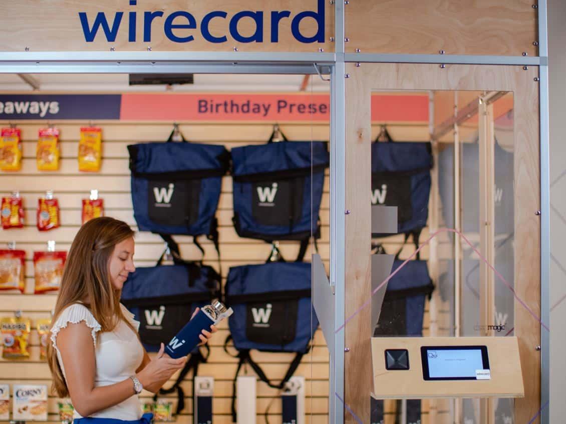 Wirecard Future Store