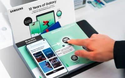 Mit Interactive Paper Omnichannel live