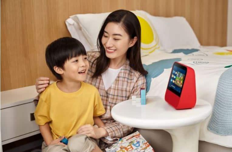 Alibabas Tmall Genie CC - smarter Lautsprecher