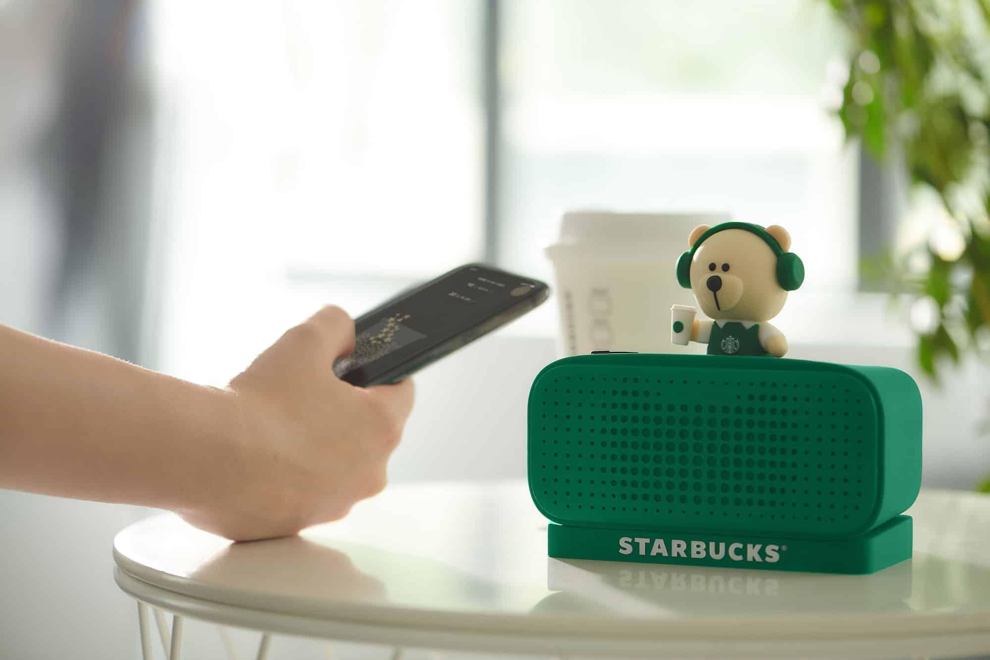 Tmall Genie exklusiv für Starbucks in China