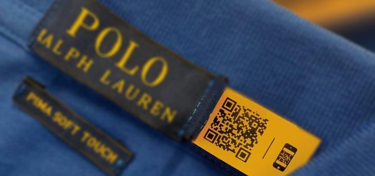 Produktidentität über QR-Code Labels