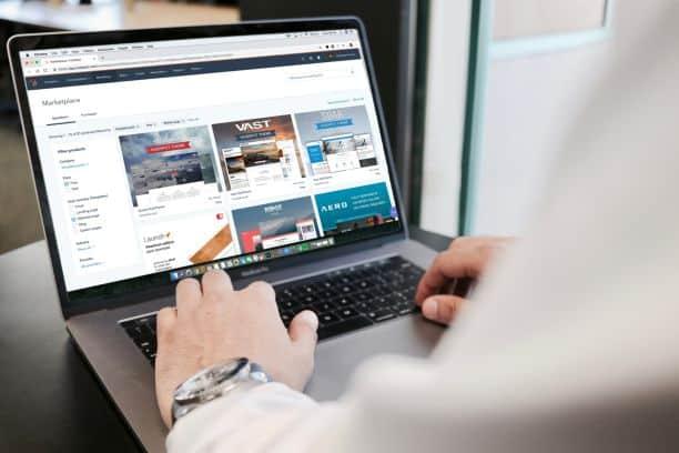 Verbindung von Online mit stationärem Handel