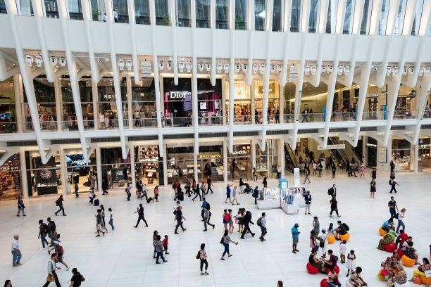 Einkaufen in der Post-Corona-Zeit – Abstand ist der neue Alltag