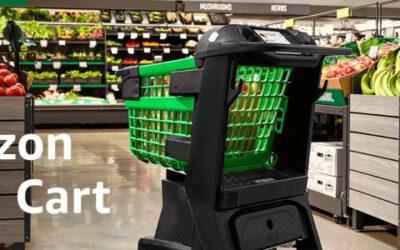 Amazon Dash Cart – Shopping der Zukunft?