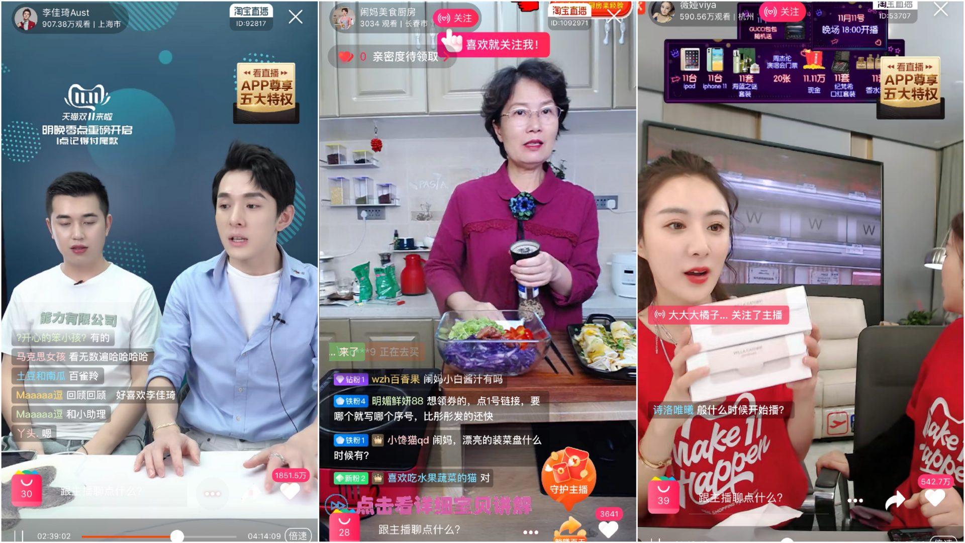 Livestream-Shopping in China - eine Symbiose aus Handel und Unterhaltung