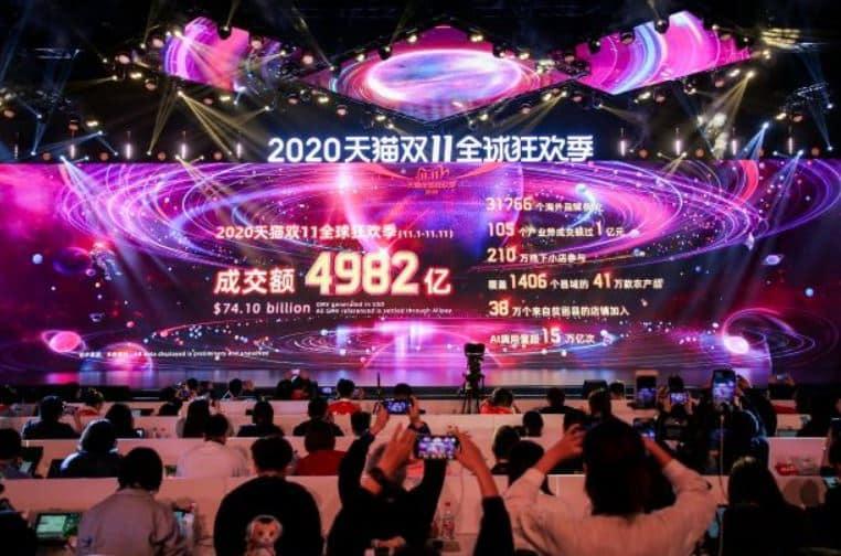 Einkaufserlebnisse bei Shopping-Events in China (3)