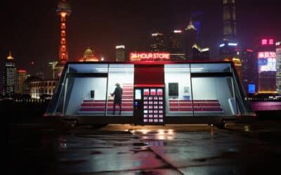 Kassierer- und Verkäuferlose Geschäfte in China (8)