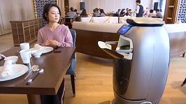 Roboter im Hotel