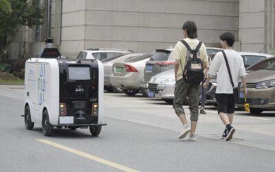 Roboter revolutionieren Dienstleistungen in China (10)